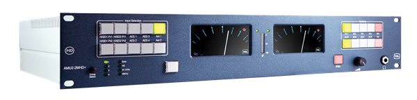 AMU2-2MHD+ PM2 Audio Monitoring Unit |TSL Products
