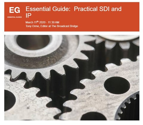 ESSENTIAL GUIDE: PRACTICAL SDI AND IP